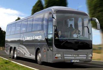 Каталог деталей для автобусов Man
