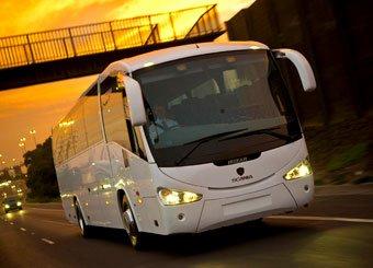 Купить запчасти для автобусов Scania