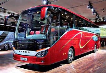 продажа запчастей для автобусов Setra