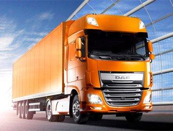 Запчасти для грузовых машин DAF