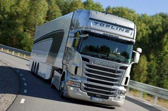 Продажа деталей для грузовиков Scania